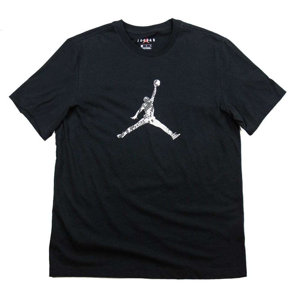 Air Jordan XI Jumpman Snakeskin Tee (Black)