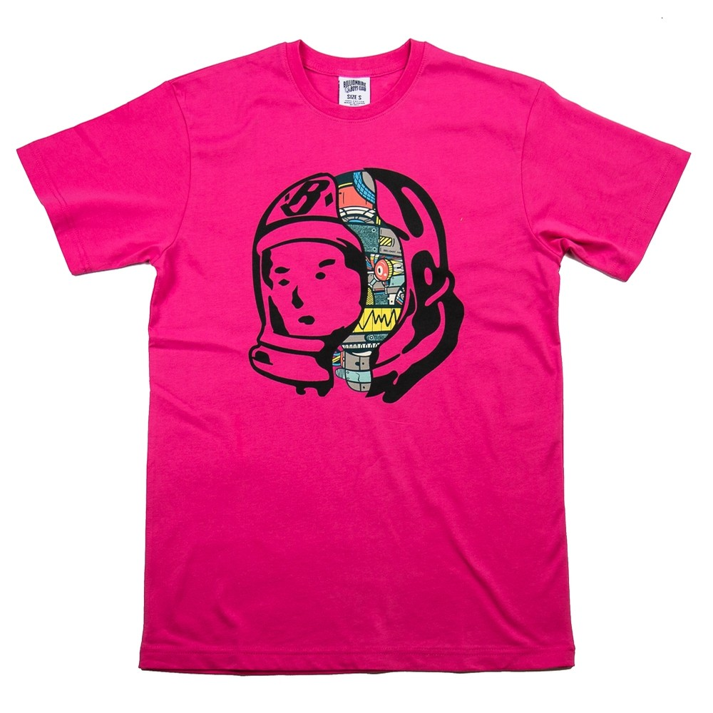 Unit IV Tee (Pink Flambe)