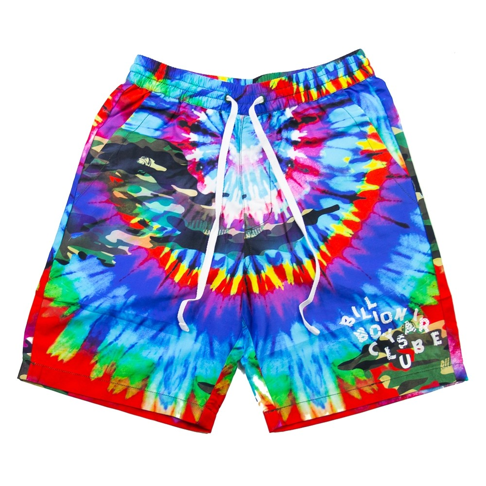 Kaleidoscope Short (Bleach White)