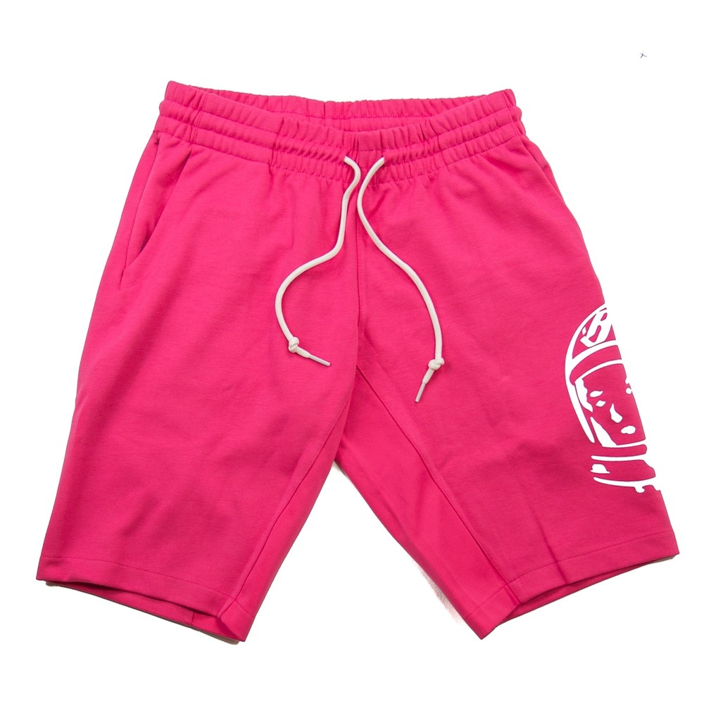 Large Helmet Short (Pink Flambe)