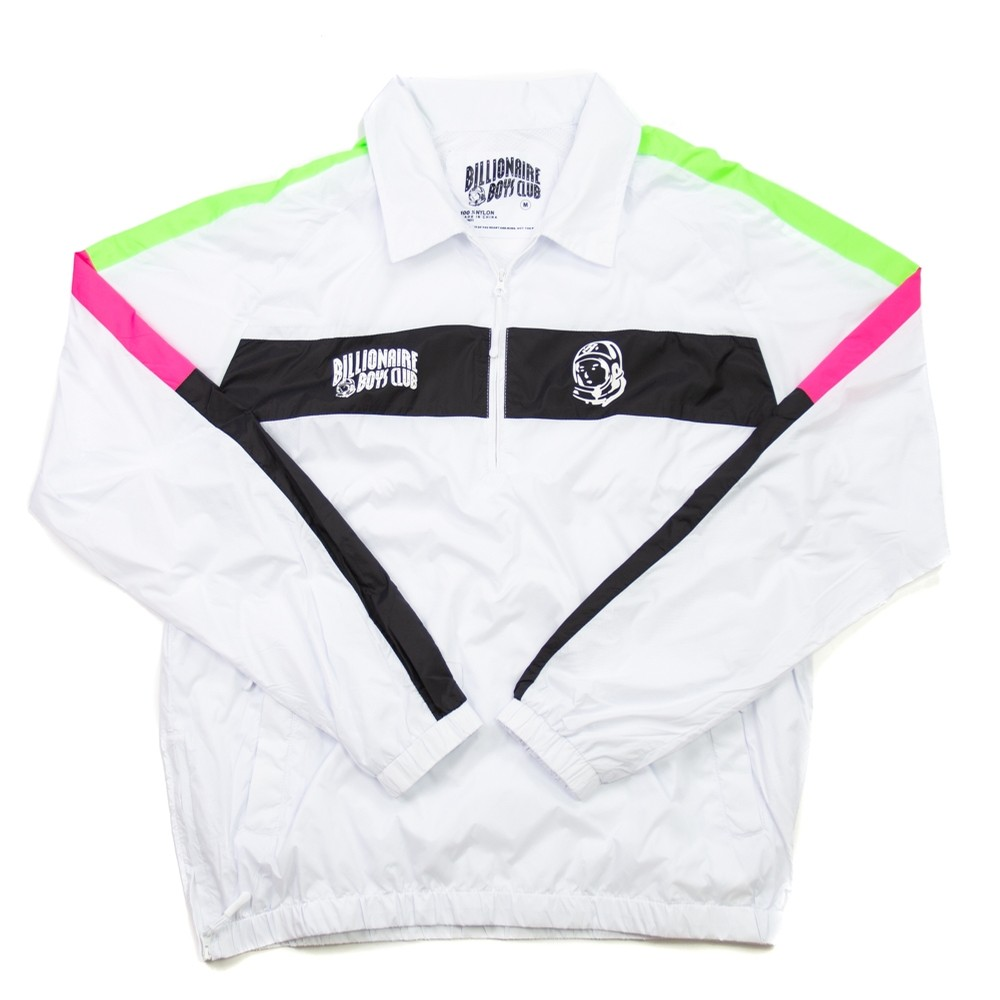 BB Air Break Windbreaker (White)