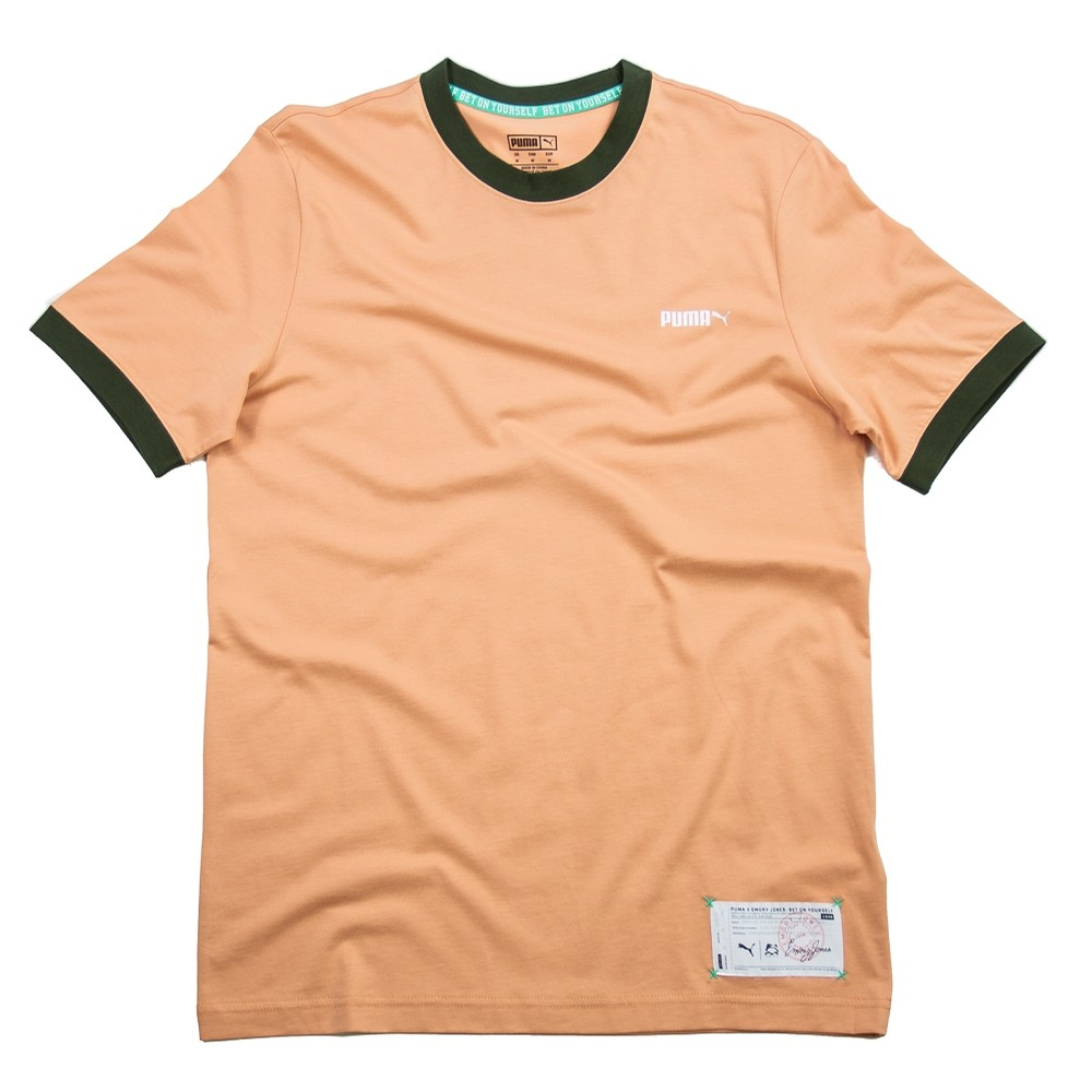 Puma Bet On Yourself Tee (Pink)