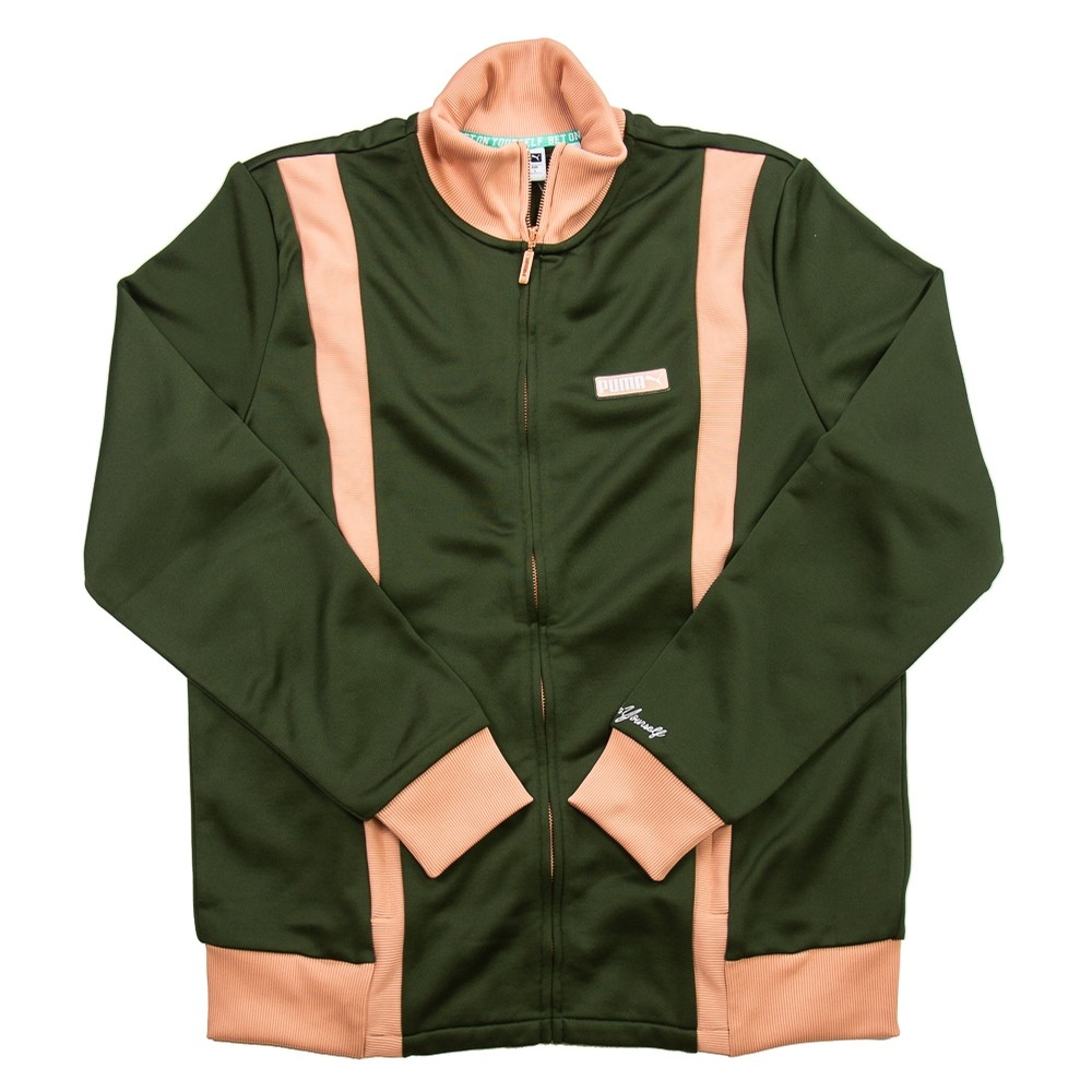 Puma Groove City Track Jacket (Green/Spezial)