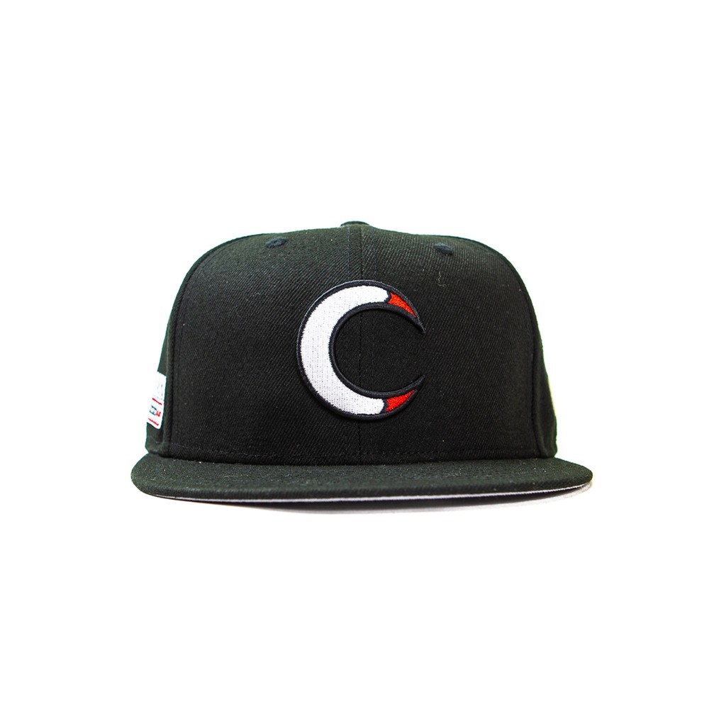 Don C x Chicago All Star Fitted (Black)