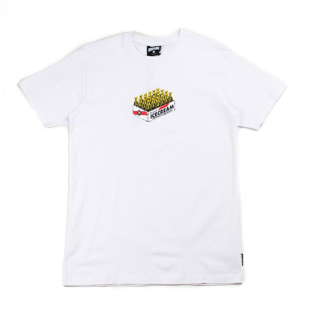 Wealth & Health Tee (White)