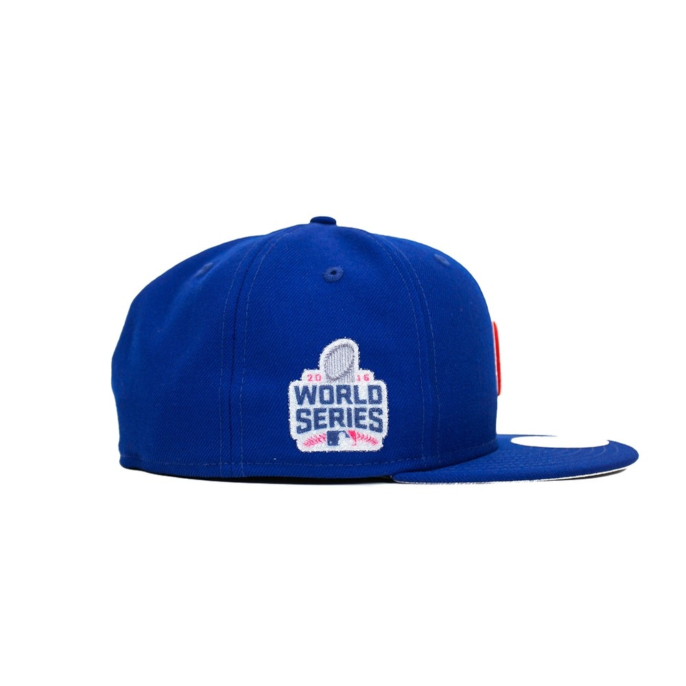 Chicago Cubs NE Fitted (Swarovski)