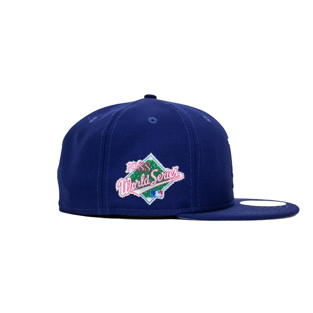 LA Dodgers NE Fitted (Swarovski)