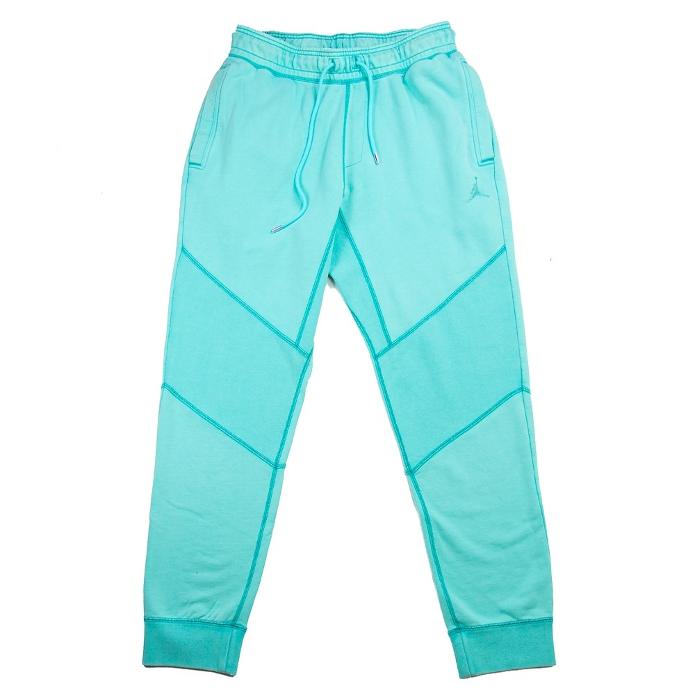 MJ Wings Fleece Pant Loop (Light Aqua)