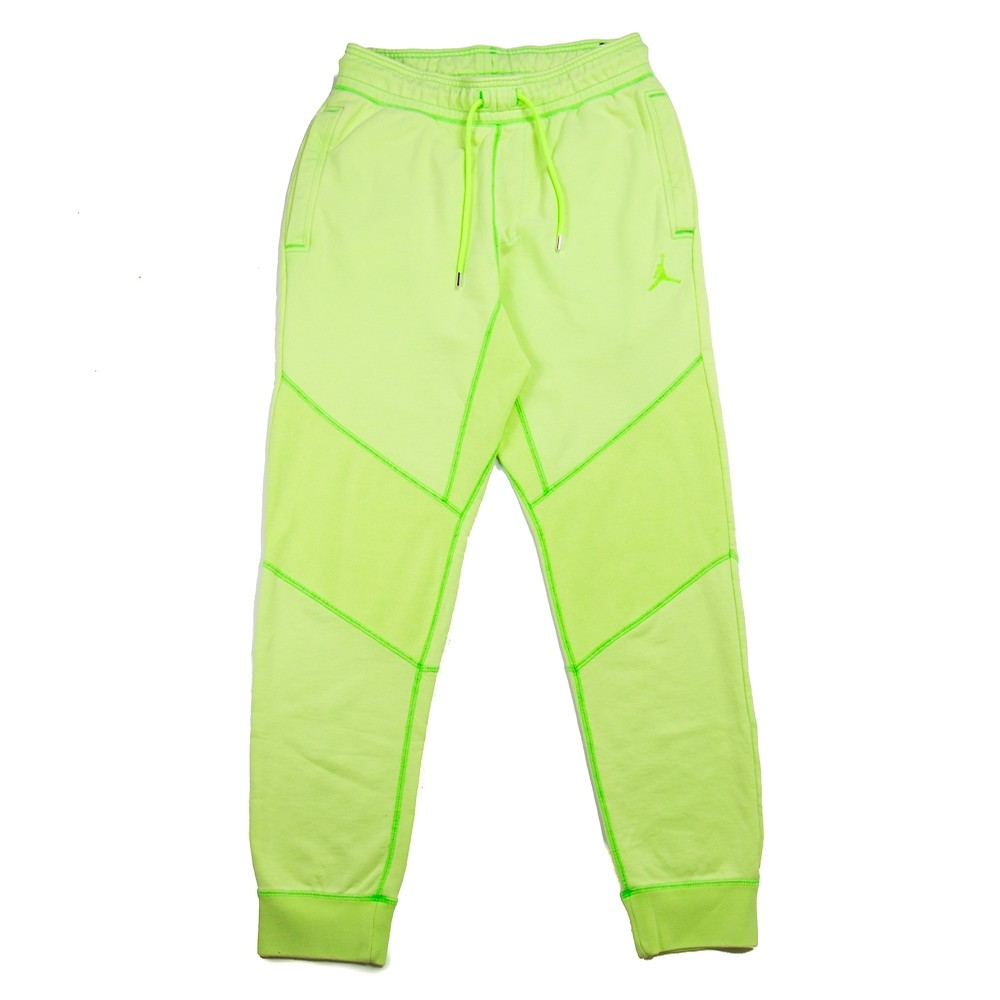 MJ Wings Fleece Pant Loop (Ghost Green)