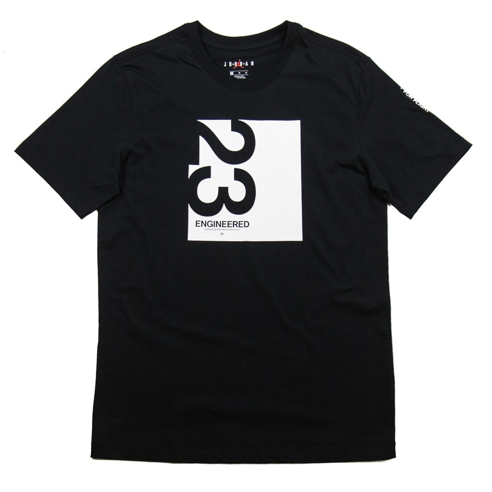 Jordan 23 Engineered Tee (Black)
