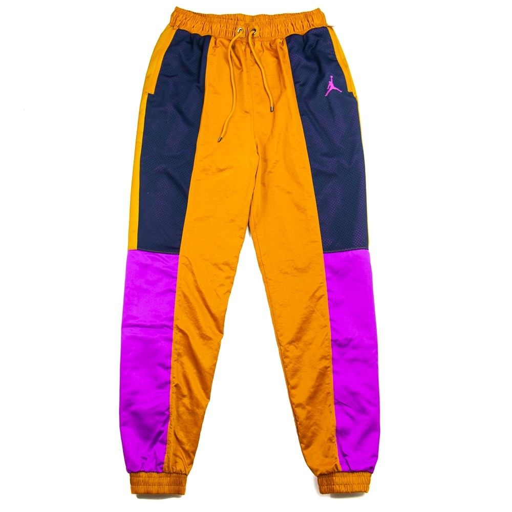 Wings Flight Suit Pant (Desert Ochre/ Vivid Purple)