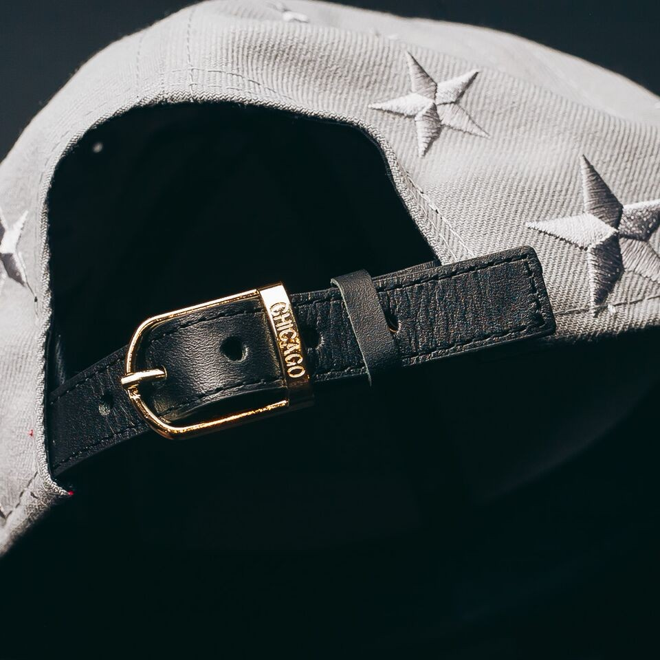 Bulls Strapback (Cashmere Thoughts)