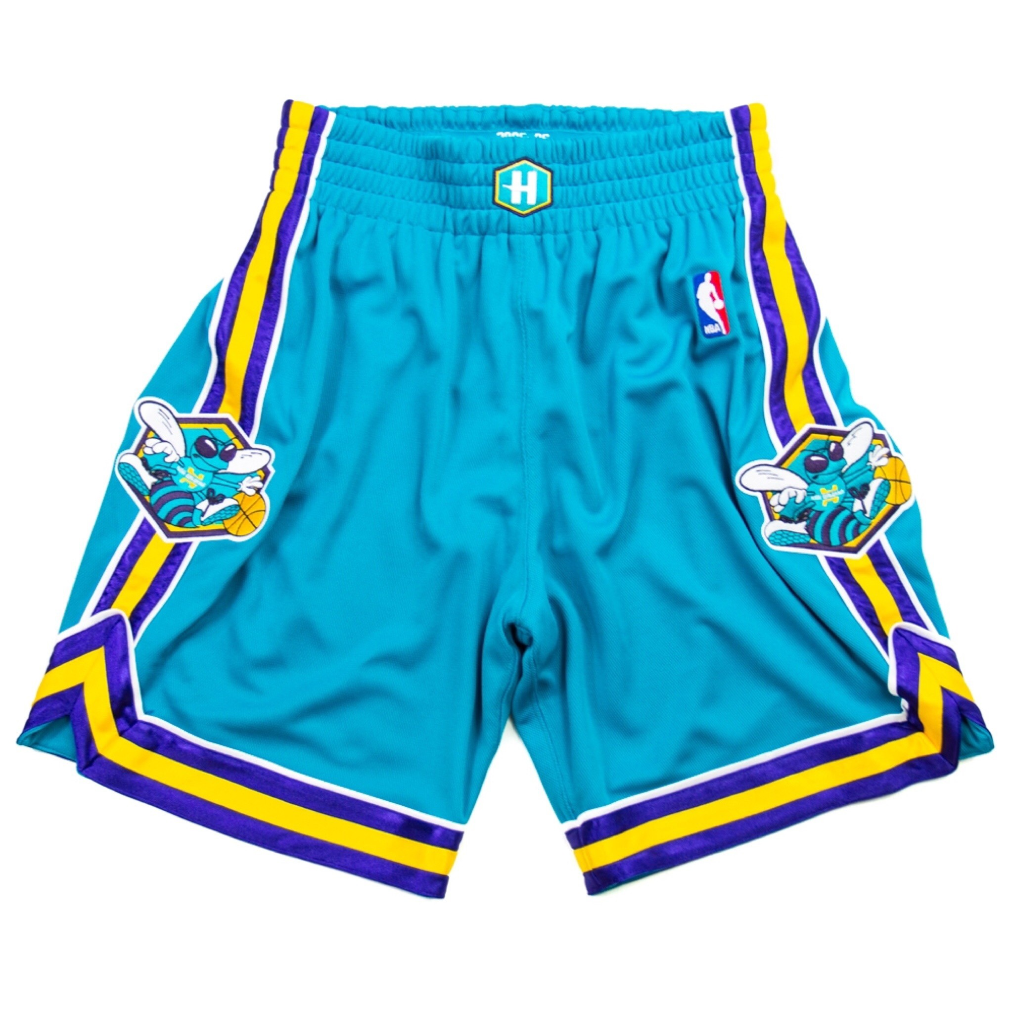 New Orleans Hornets 05-06 Authentic Short (Away)