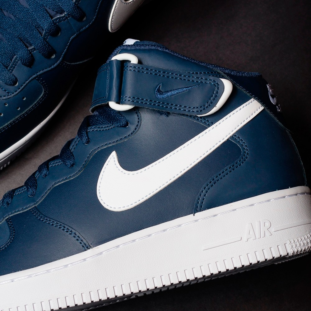 Air Force 1 Mid (Midnight Navy)