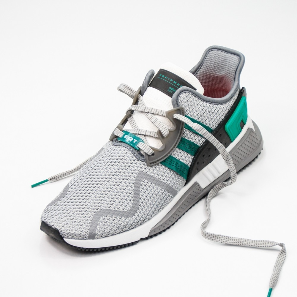 EQT Cushion ADV (Grey/Sub Green)