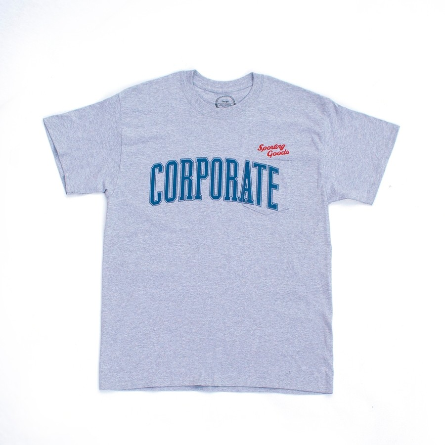 Corporate Sporting Goods x Corporate Pocket Tee