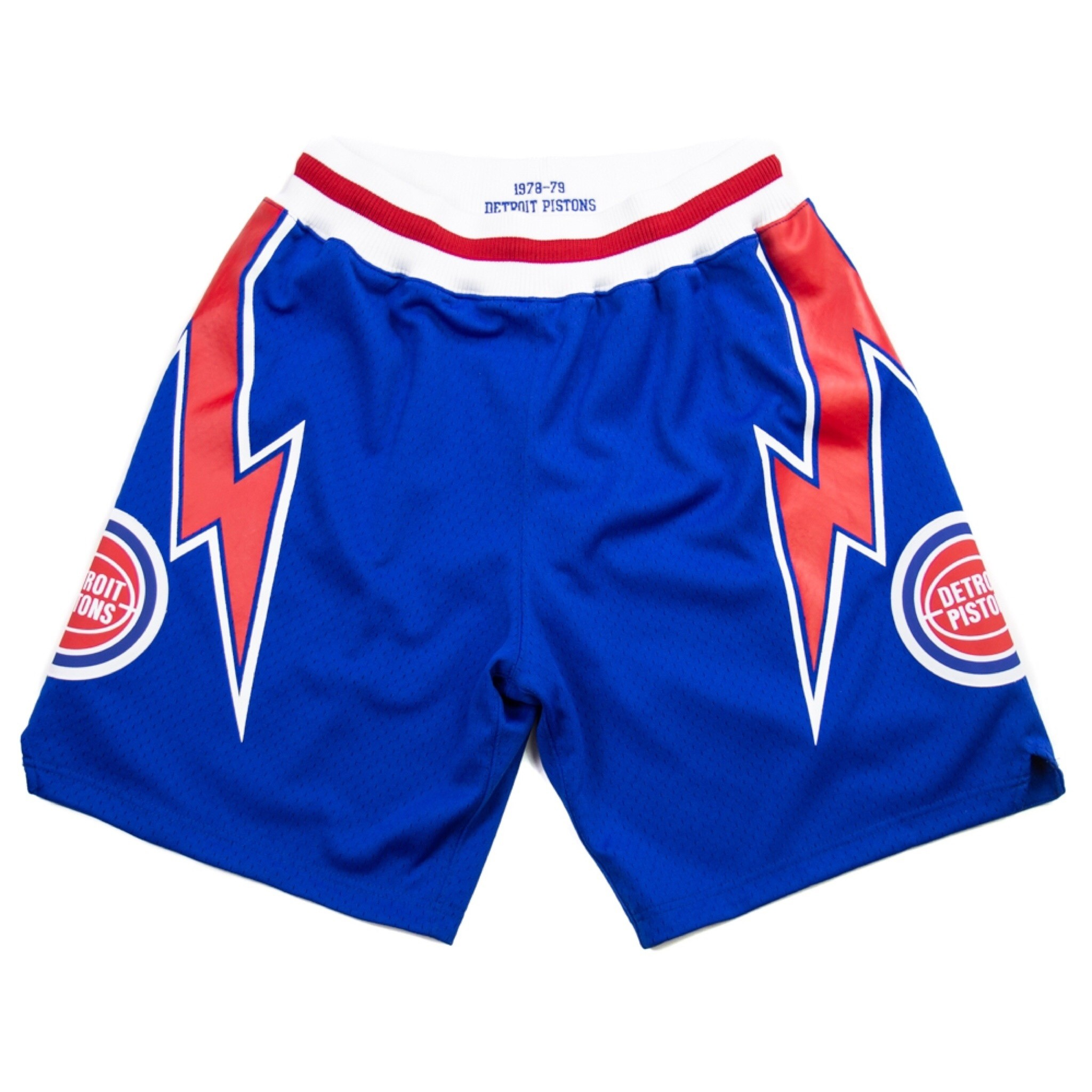 Detroit Pistons 78-79 Authentic Shorts (Away)