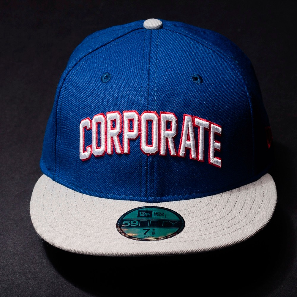 Corporate Arch 5950 (Blue/Grey/Red)