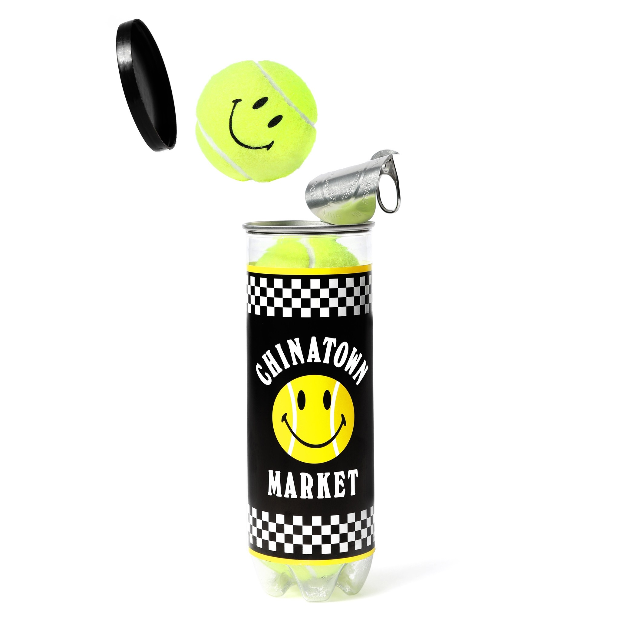 Smiley Tennis Ball Set