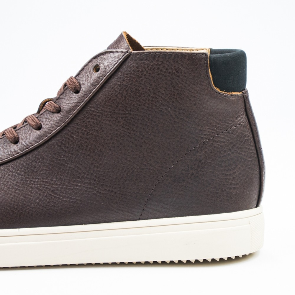 Bradley Mid (Cocoa Leather)