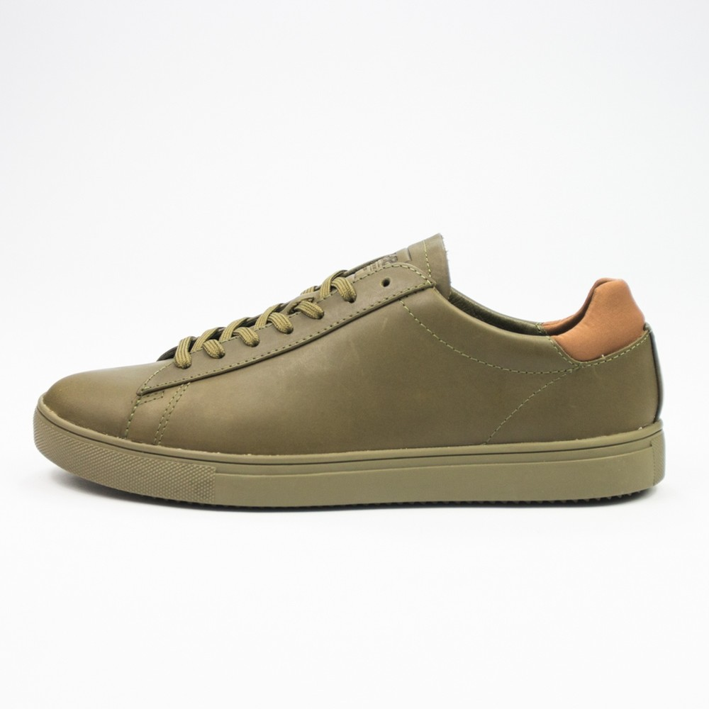 Bradley (Olive Leather)