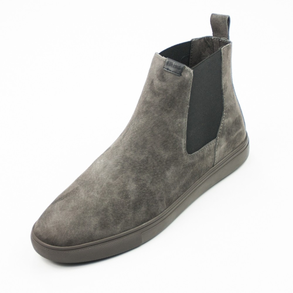Richards SP (Dark Charcoal Suede)