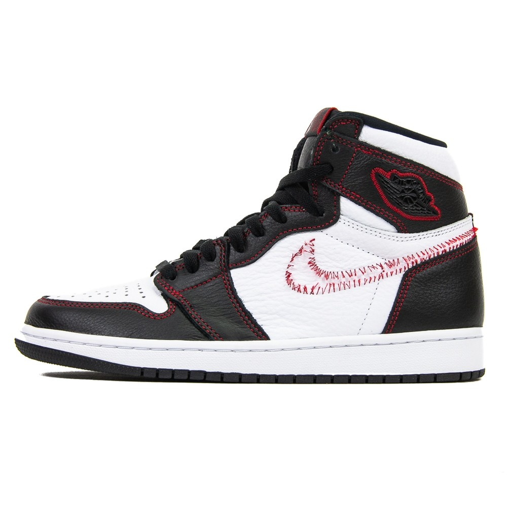 Air Jordan 1 High OG Defiant (Black/Tour Yellow/White/Gym Red)