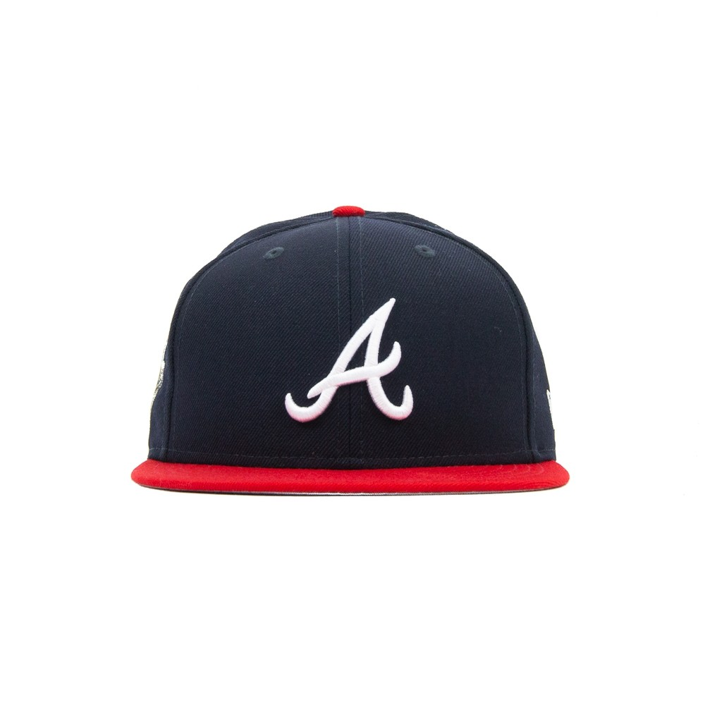Atlanta Braves x Swarovski (Navy)