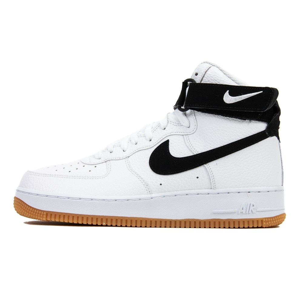 Air Force 1 High 07 2 (White/Black/Gym Red)
