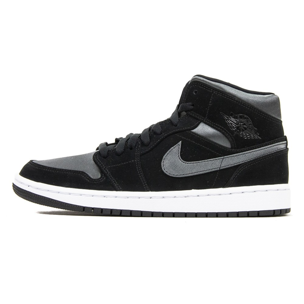 Air Jordan 1 Mid SE (Black/Anthracite)