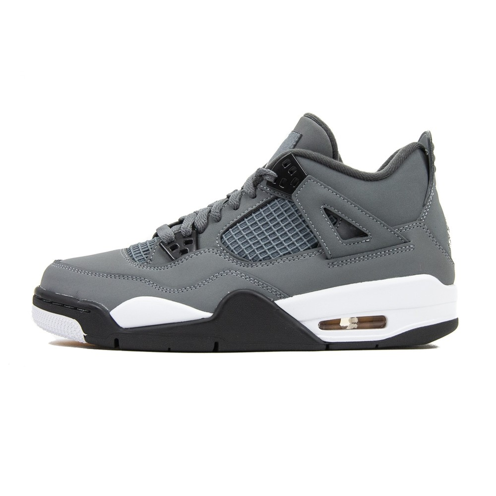 Air Jordan 4 Retro GS (Cool Grey)