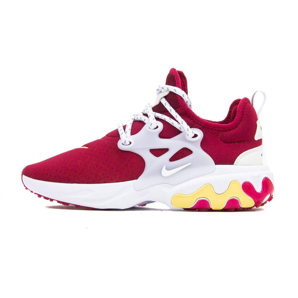 W React Presto (Noble Red/White/Photo Blue)