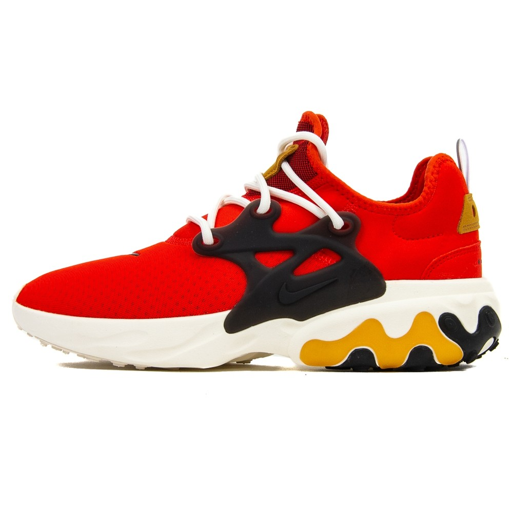 React Presto (Habenero Red/Black/Wheat)