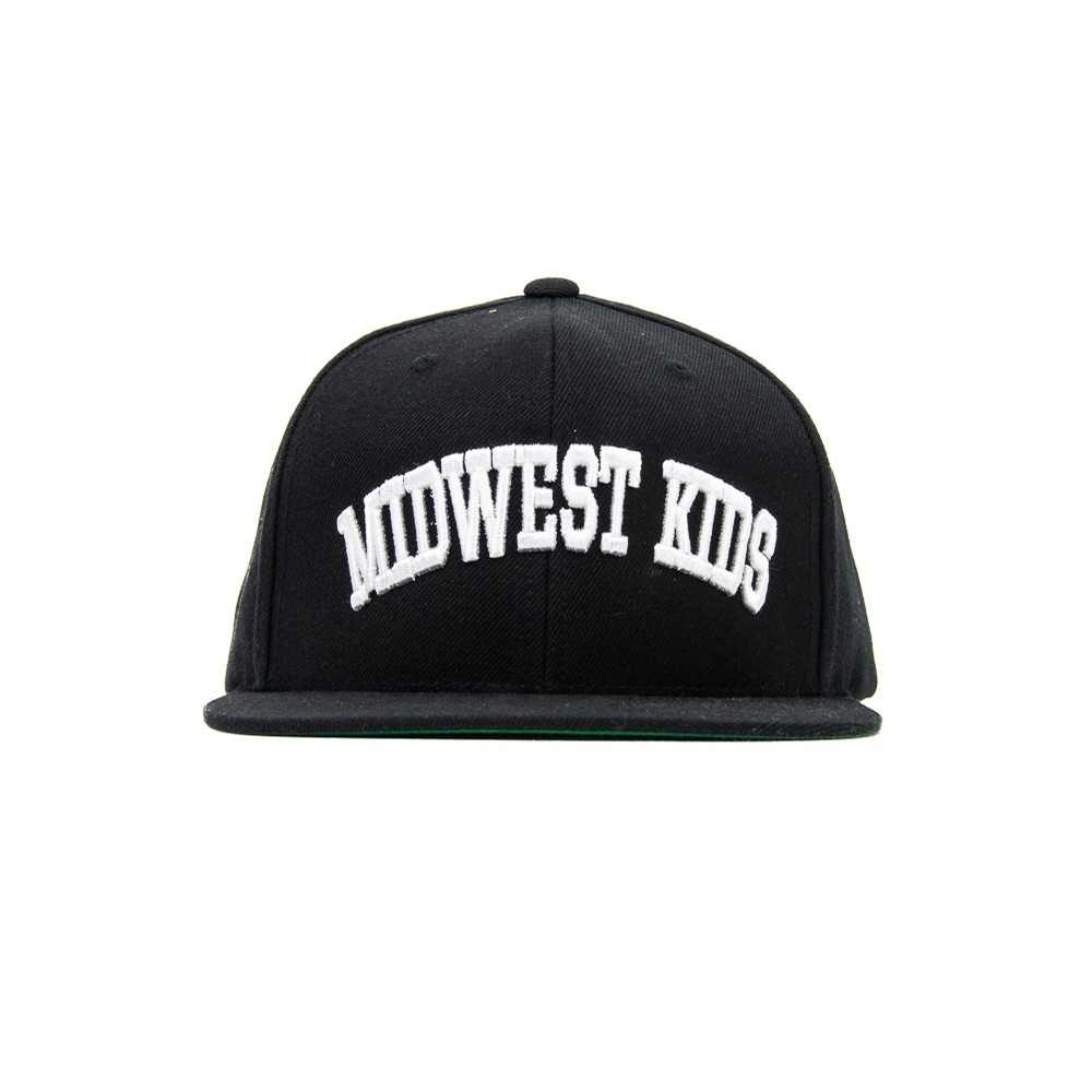 MWK Cap (Black/White)