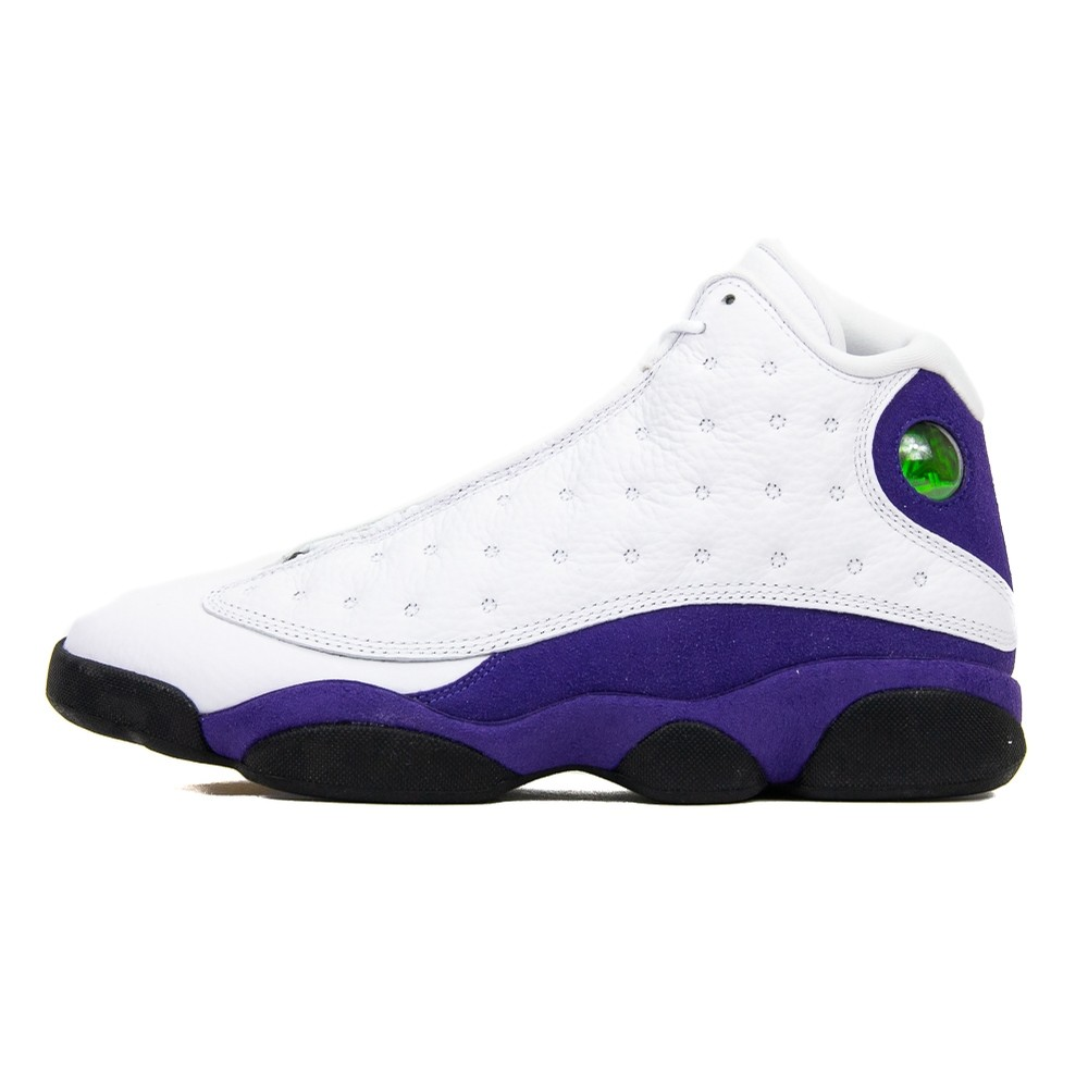 Air Jordan 13 Retro (White/Black/Court Purple)