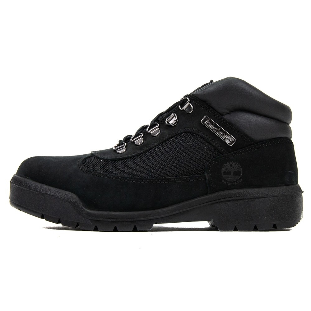 Field Boot Mid (Black/Black)