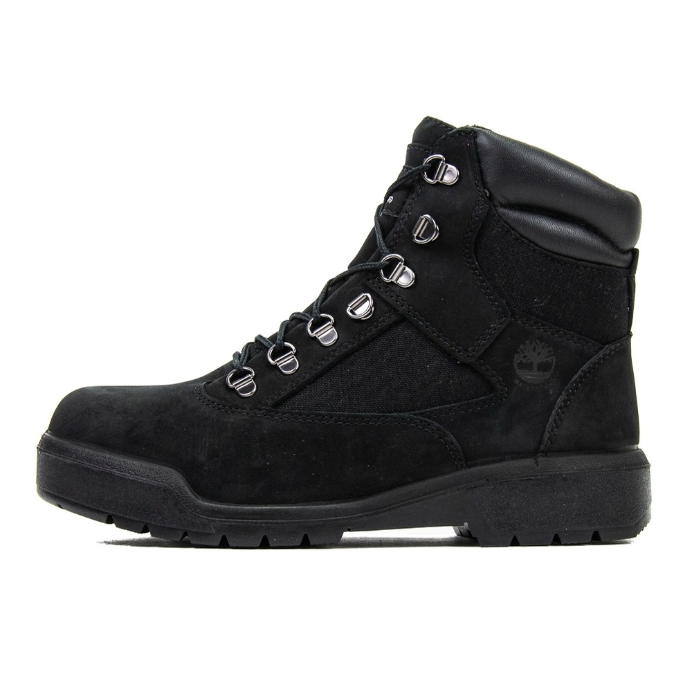 "Field Boot 6"" (Black/Black)"