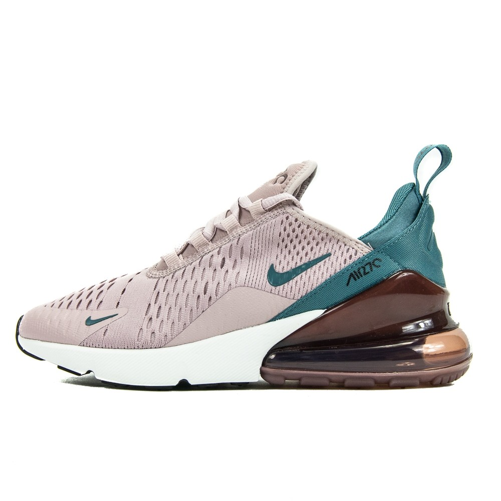 NIKE W Air Max 270 (Particle Rose/Celestial Teal)