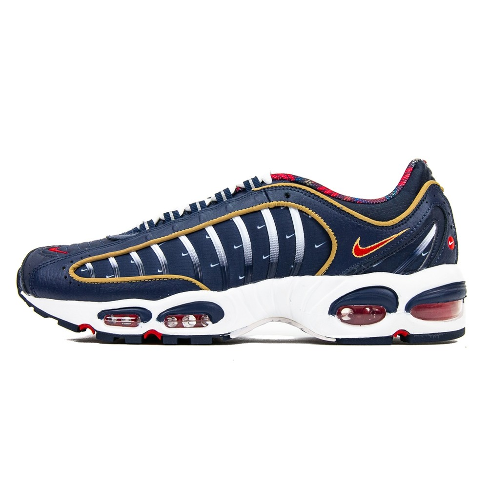 Air Max Tailwind IV (Midnight Navy/Unversity Red)