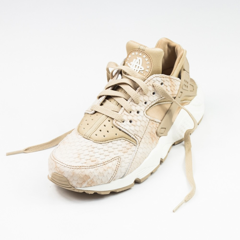 WMNS Air Huarache Run PRM (Linen/Sail)