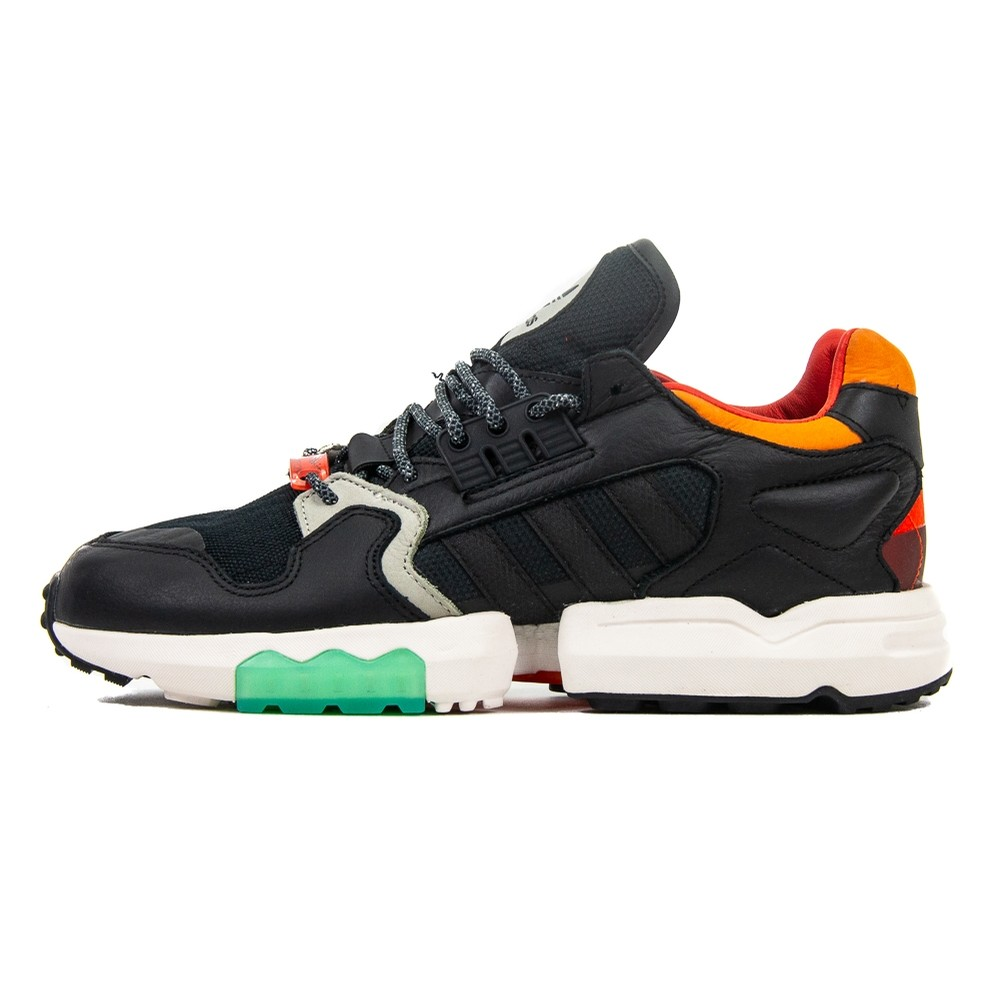 ZX Torsion (Core Black/Orange/Bright Green)