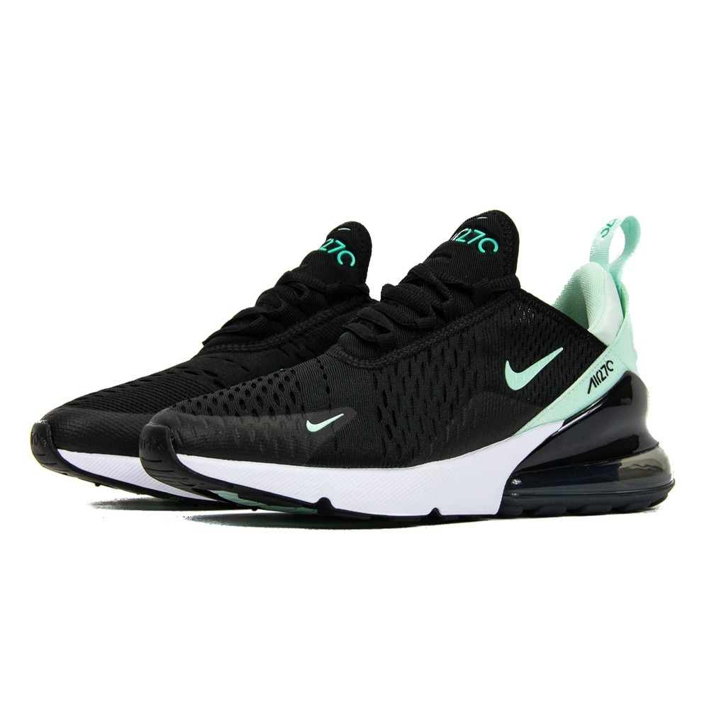 W Air Max 270 (Black/Igloo-Hyper Turq/White)