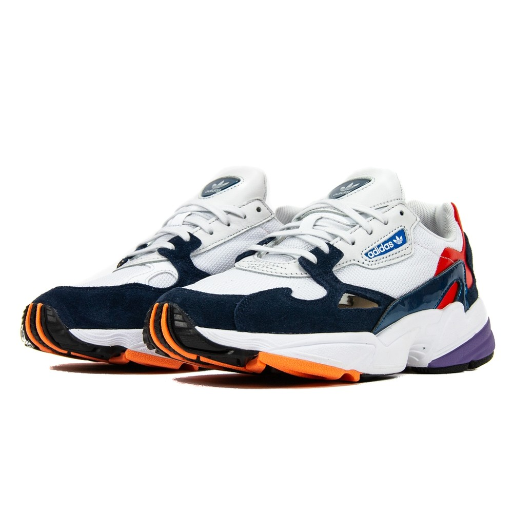 Falcon W (white/white/navy)