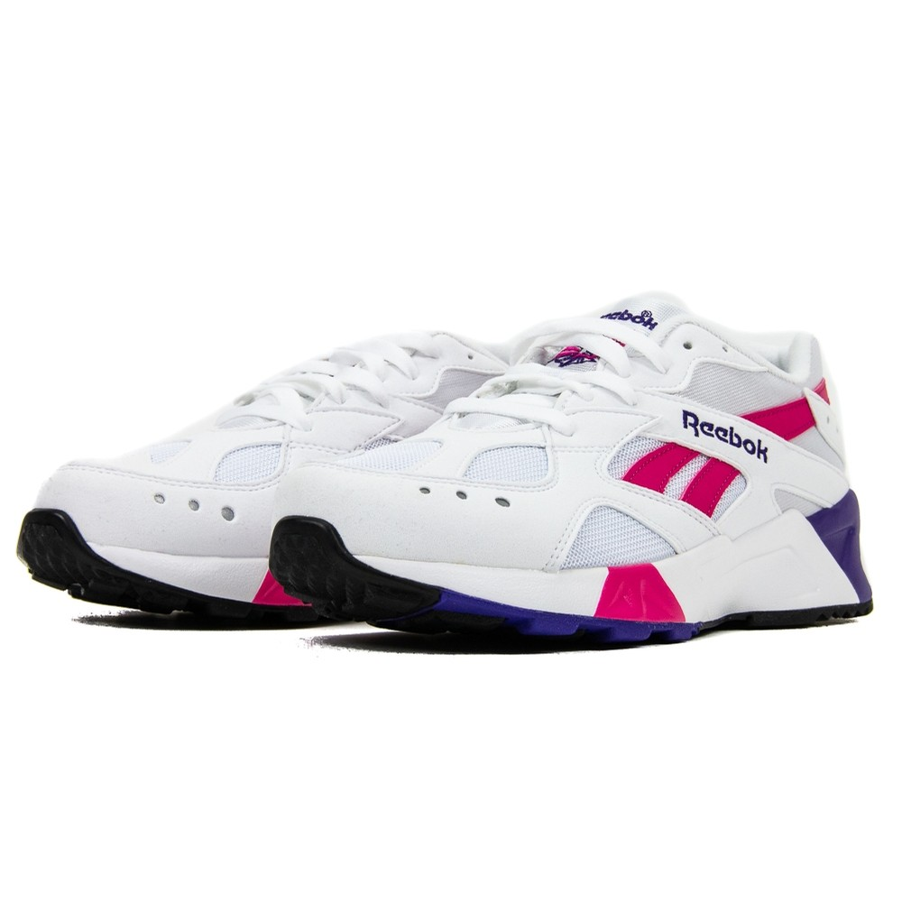 Aztrek (White/Rose/Cobalt)