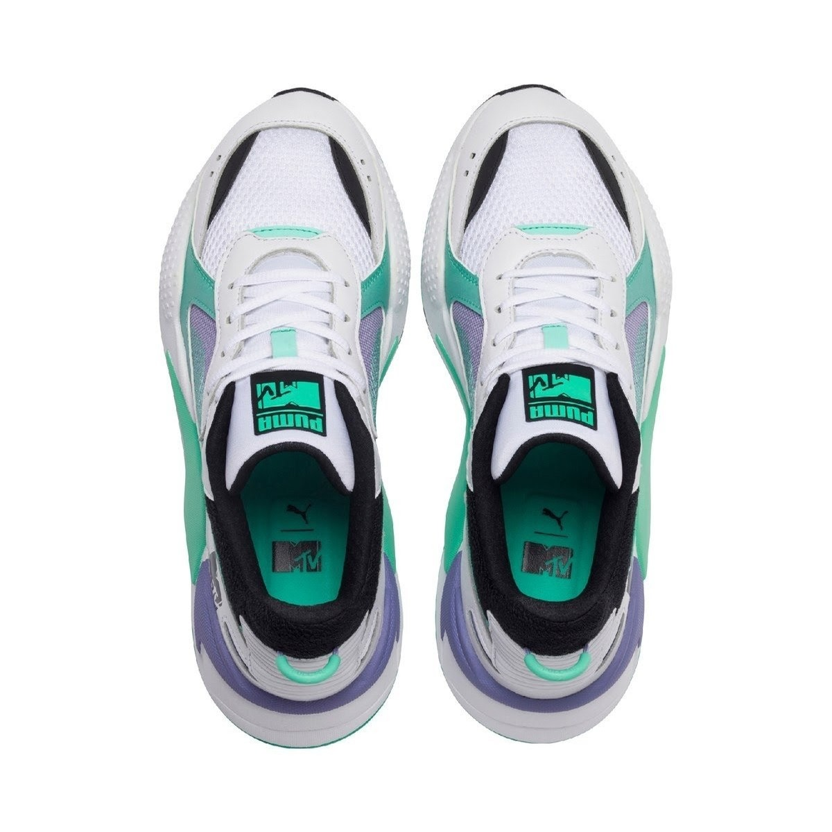 RS-X Tracks MTV GDT Blaze (Puma White/Sweet Lavender)