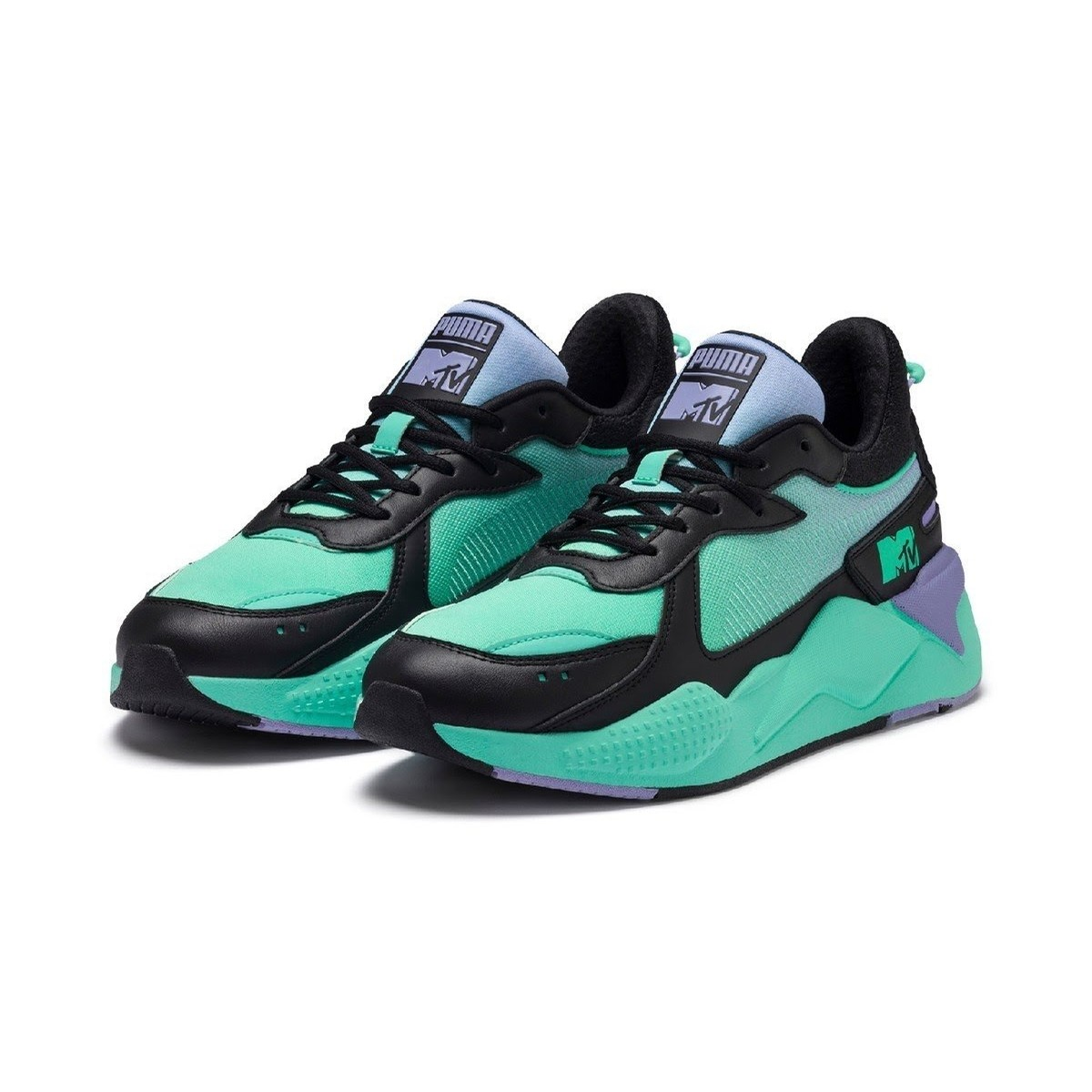 RS-X Tracks MTV GDT Bloom (Puma Black/Sweet Lavender)