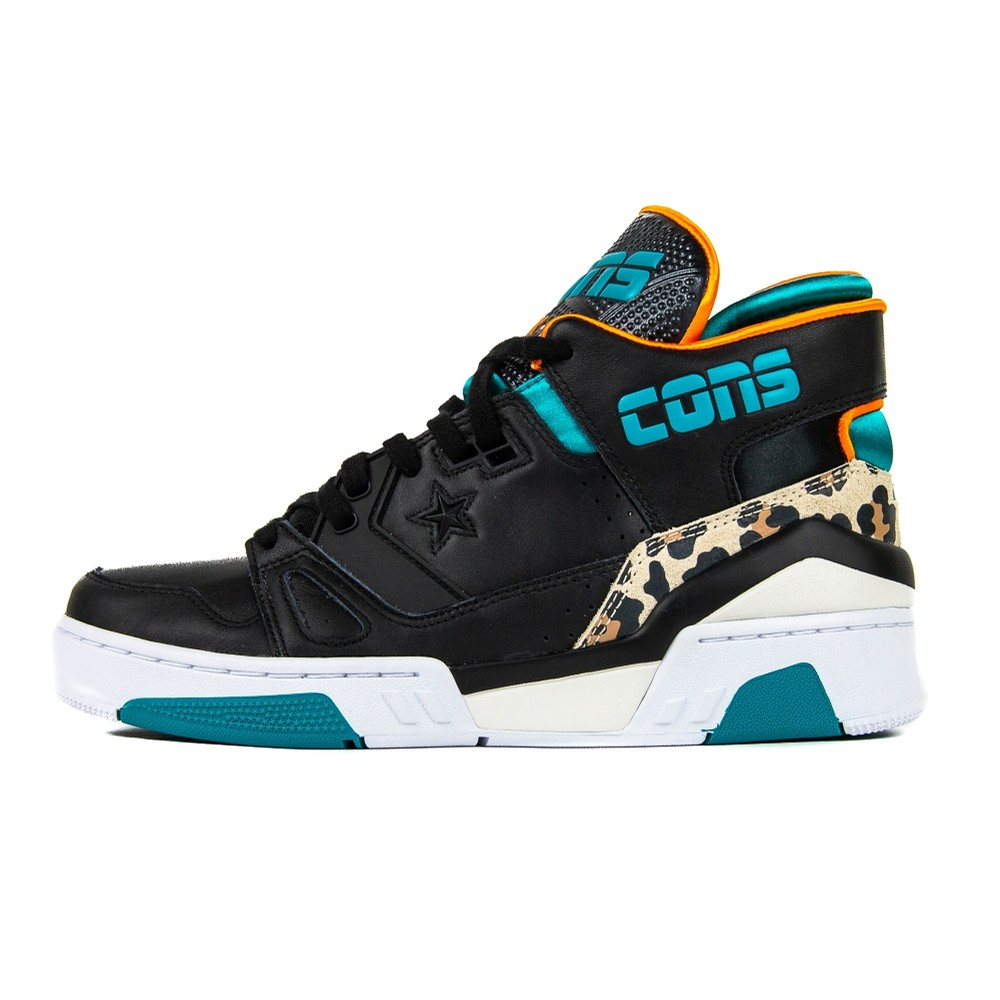 ERX 260 Mid (Black/Rapid Teal/Orange)