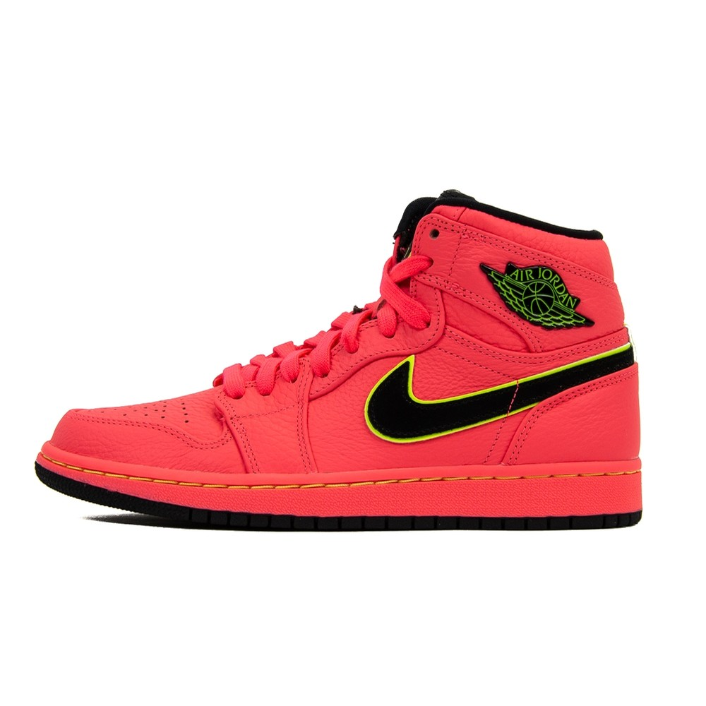 WMNS Air Jordan 1 Retro Premium (Hot Punch)