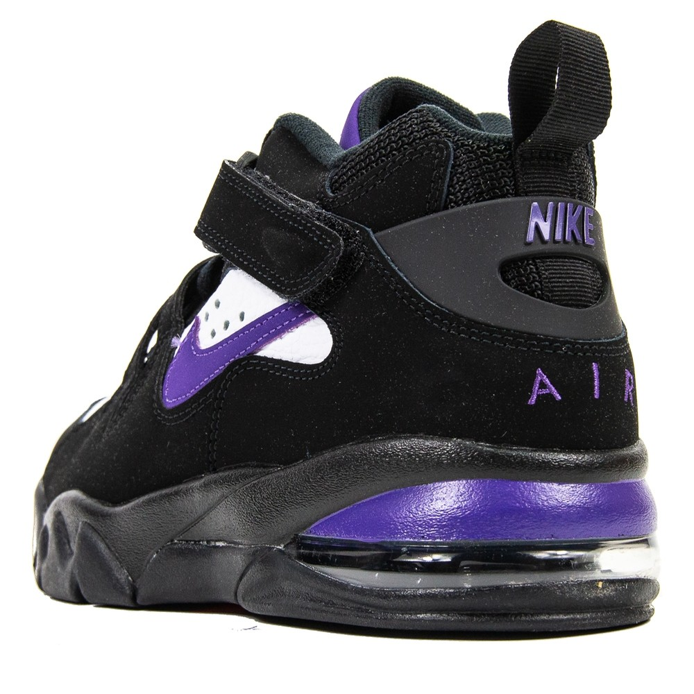 Air Force Max CB (Black/Court Purple/White)