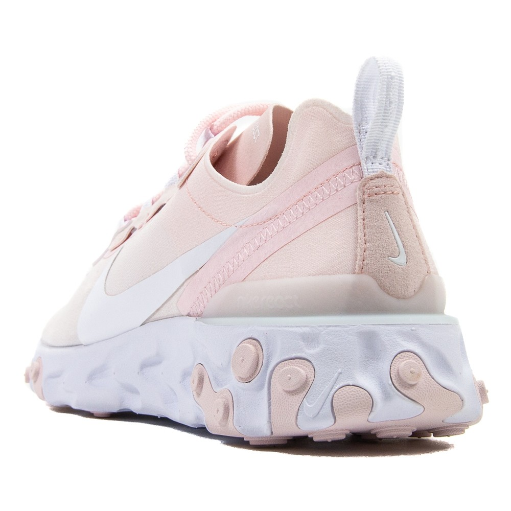 W React Element 55 (Pale Pink/White)